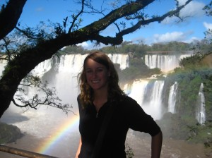 Me and Iguazu