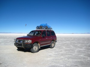 Our jeep of adventure