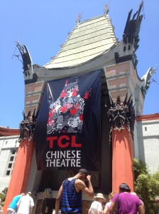 Chinese Theater, Hollywood, Los Angeles