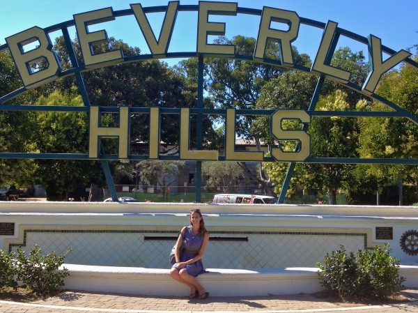 Beverly Hills... on the cheap?
