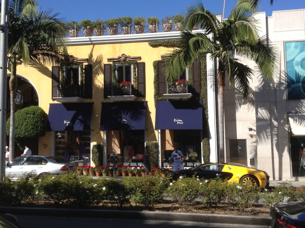 The most exclusive shop on Rodeo Drive