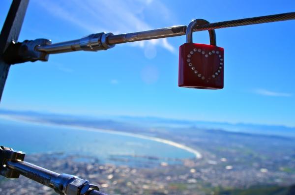 I <3 Table Mountain!